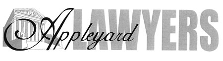 Appleyard Lawyers Logo